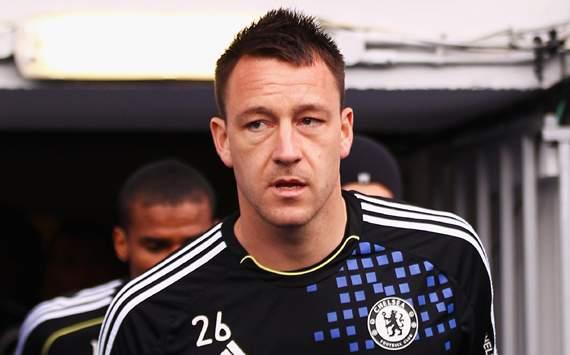 FA Cup - QPR vs Chelsea, John Terry