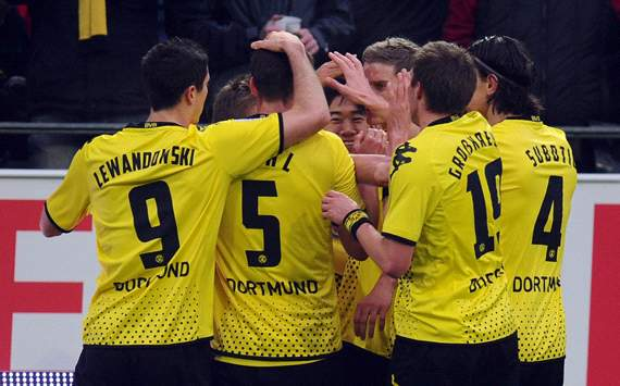 Borussia Dortmund vs. TSG 1899 Hoffenheim