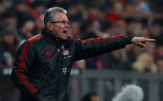 Heynckes baalt van geschorst trio