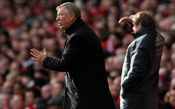 FA Cup; Sir Alex Ferguson, Liverpool v Manchester United
