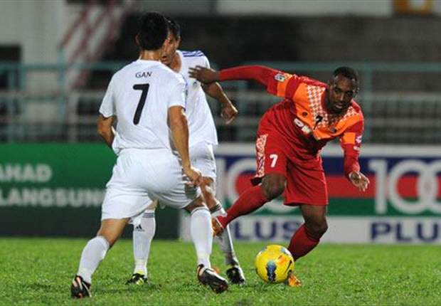'Malaysia has everything a footballer could dream of'- PKNS striker Mickael Dawood Nicoise