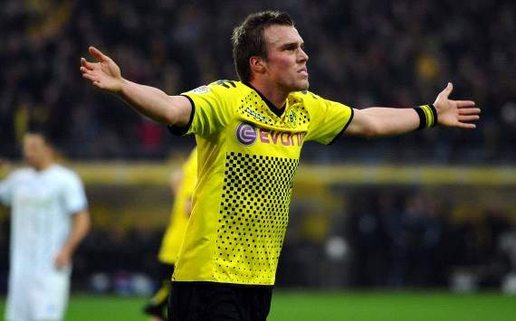 Borussia Dortmund winger Grosskreutz dreams of playing for Liverpool