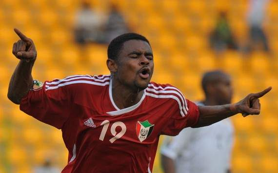 CAN 2012 : Ahmed Al-Basha (Sudan)