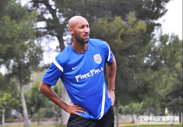 Nicolas Anelka reveals he turned down offer from Paris Saint-Germain