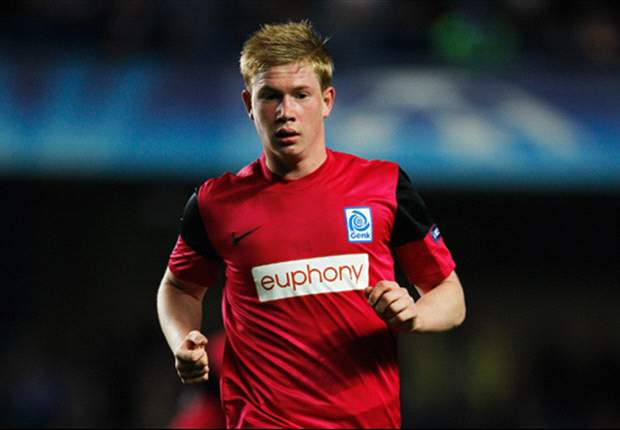 De Bruyne keen to avoid a repeat of Lukaku's fate at Chelsea