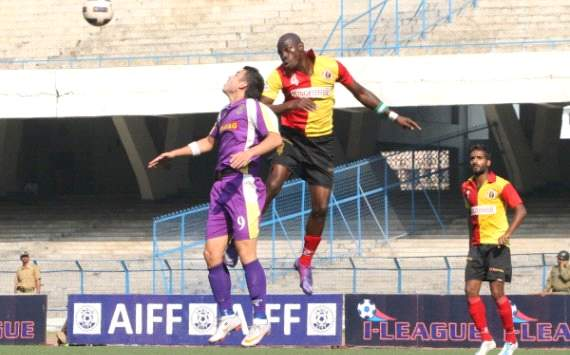 I-League: East Bengal vs Prayag United