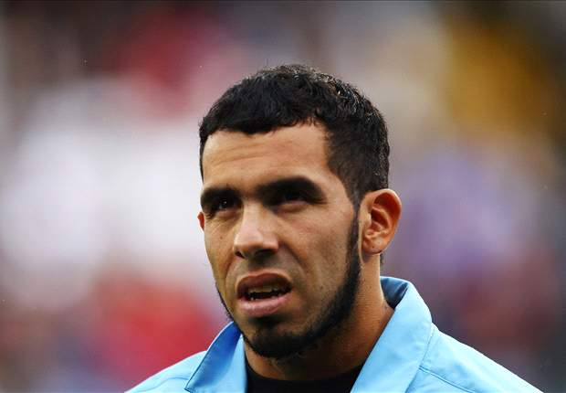 Manchester City coach David Platt confirms Carlos Tevez is back in training and could feature soon