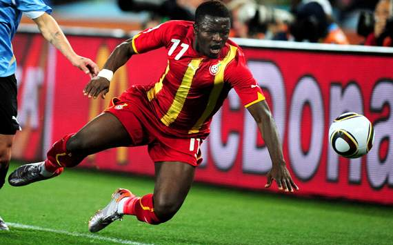 Sulley Muntari - Ghana (Getty Images)