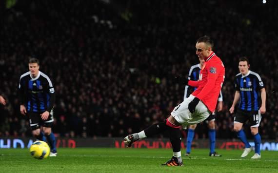 Amerika melihat dari Stoke dari titik penalti