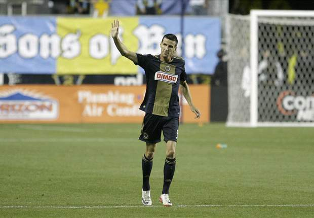 Philadelphia Union reacquire forward Sbastien Le Toux from Red Bulls