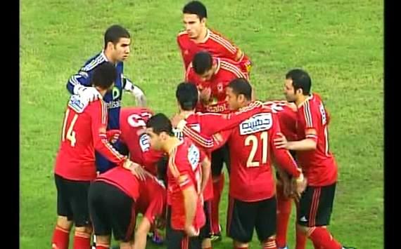 شاهد فيديو لاهداف مباراة الاهلى وبشوم سيلشى  بدون تحميل