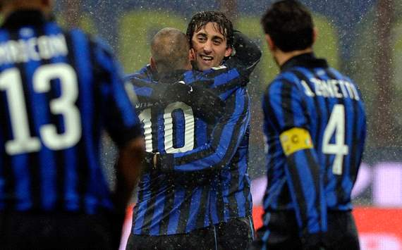 Diego Milito - Inter (Getty Images)