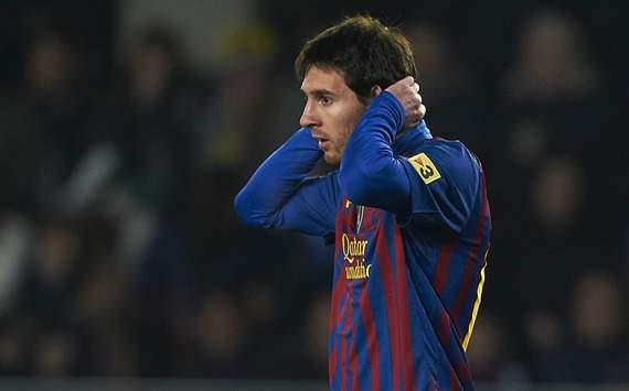 Leo Messi, Valencia, Barcelona, Copa del Rey