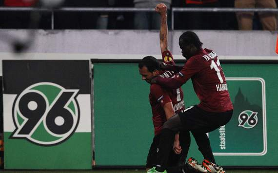 Sergio Pinto &amp; Didier Ya Konan, Hannover 96
