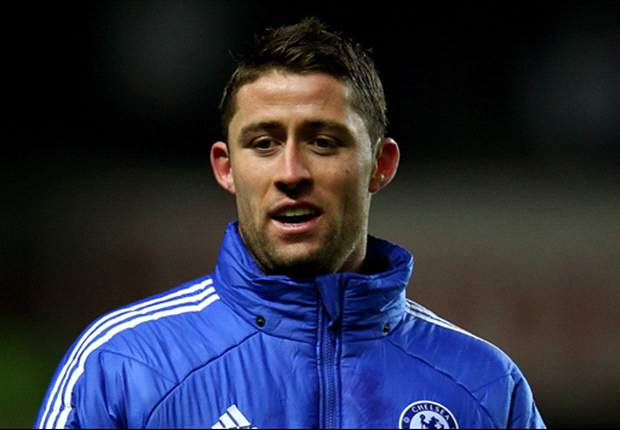Cahill back in training at Chelsea following fractured jaw - report
