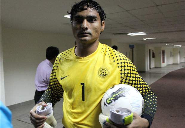 'Our aim is to do well in all three games and qualify' - Indian goalkeeper Karanjit Singh