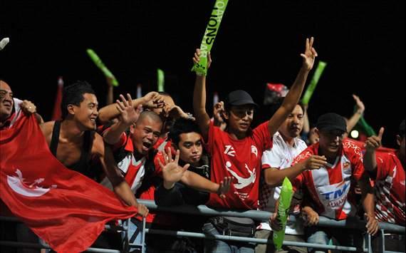 Kelantan fans, MSL