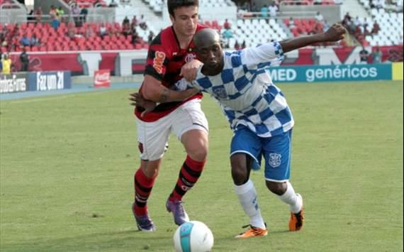 Lucas - Flamengo x Olaria (Site Oficial do Flamengo)