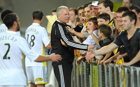 Wellington Phoenix to tour India in preparation for 2012-13 A-League season
