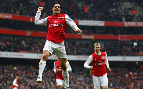 Arteta: We never lost faith in Wenger despite poor form
