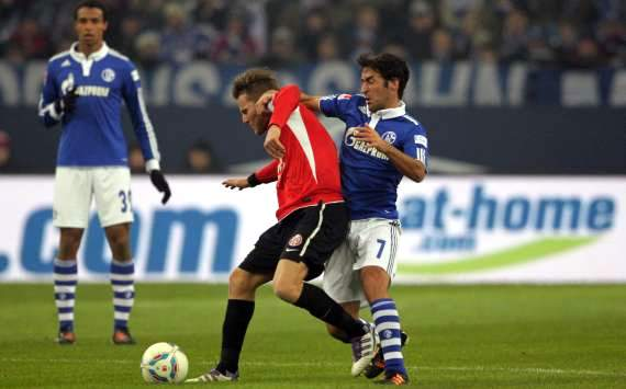 Germany, Bundesliga, FC Schalke 04 vs 1. FSV Mainz 05, Joel matip, Raul