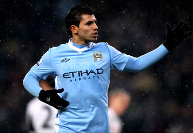 Manchester City's Aguero believes domestic players receive 'privilege' from referees