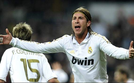 Sergio Ramos wants to see Real Madrid make history by reaching 100 points