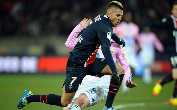 Menez: Star signings underline Paris Saint-Germain's ambition