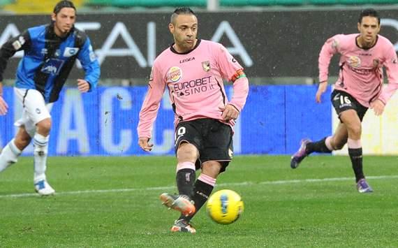 Fabrizio Miccoli - Palermo (Getty Images)
