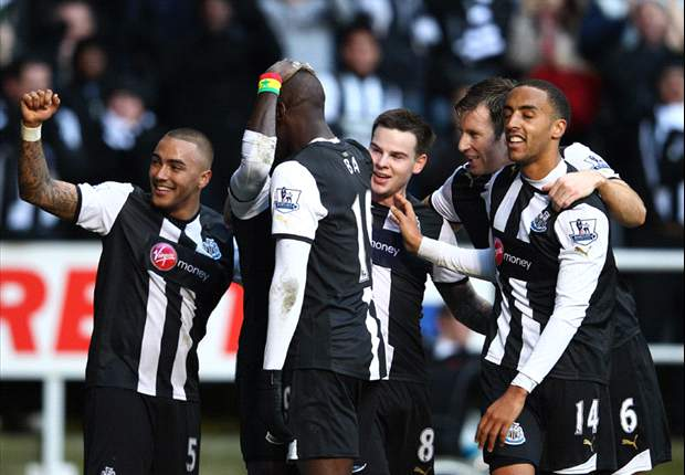 'Papiss Cisse could be better than Demba Ba' - Newcastle's Alan Pardew