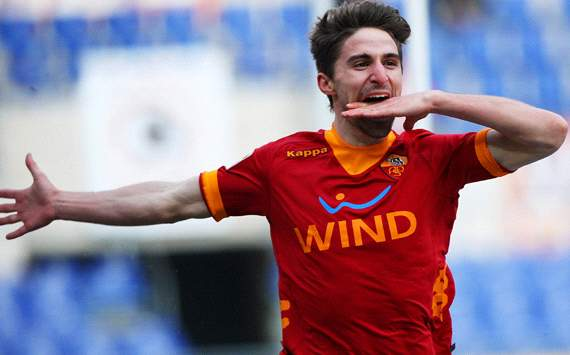 Fabio Borini - Roma (Getty Images)