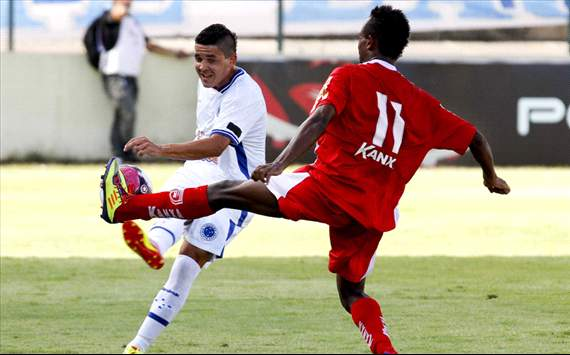 Diego Renan - Cruzeiro x Guarani-MG