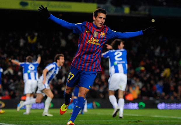 Cristian Tello poised to sign new Barcelona deal
