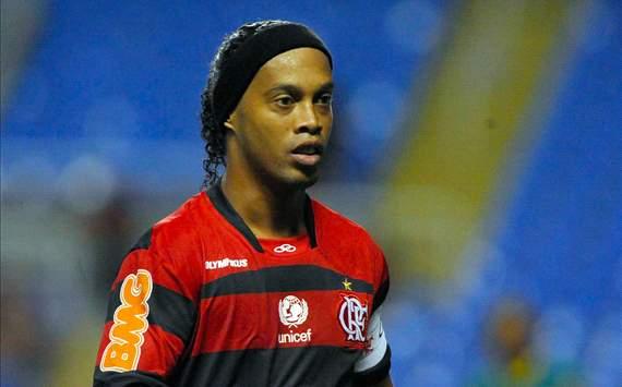 Ronaldinho - Flamengo x Botafogo