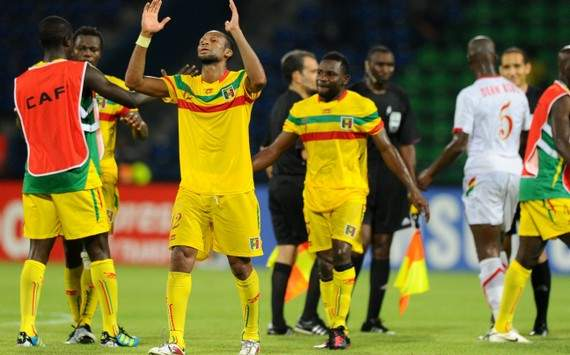 CAN 2012 : Mali vs Guinea