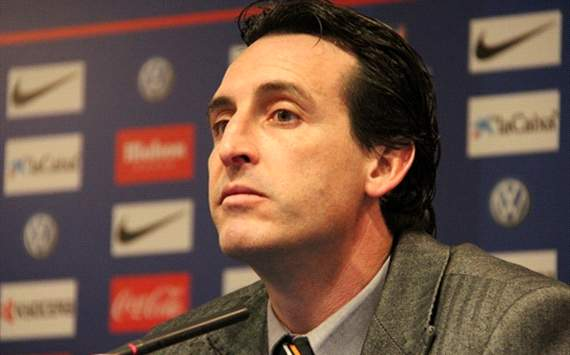 Valencia coach Emery: We were at Barcelona's mercy