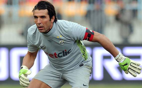 Buffon set to sign Juventus extension until 2016 - report