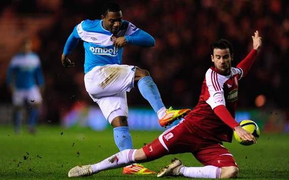 FA Cup, Stephane Sessegnon, Middlesbrough v Sunderland