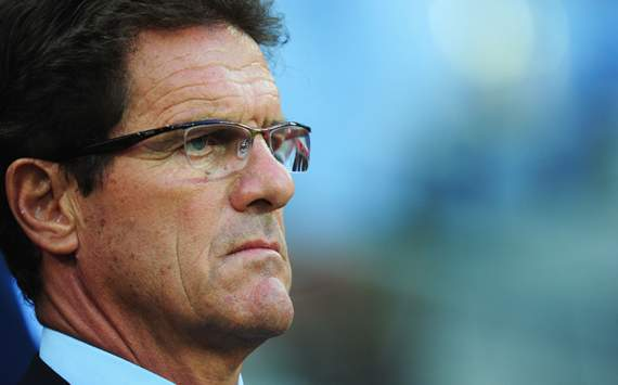 Fabio Capello denies Chelsea approach