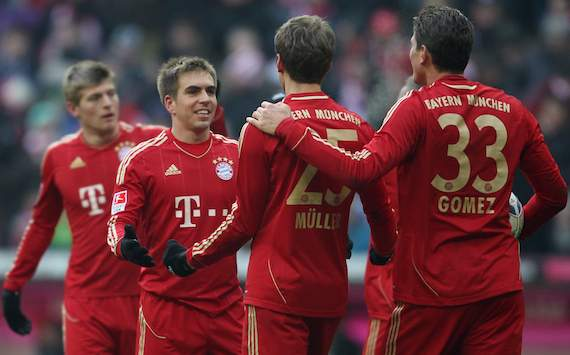 Not for sale! Bayern tell Barcelona, Chelsea &amp; Inter that Germany trio are going nowhere