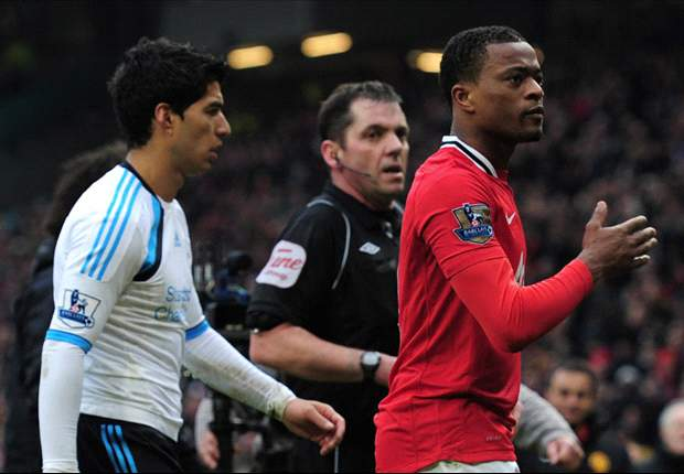 Suarez blames Evra race row on Manchester Uniteds 'political power'