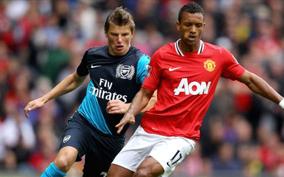 Arshavin is a 'victim of competition', says Wenger
