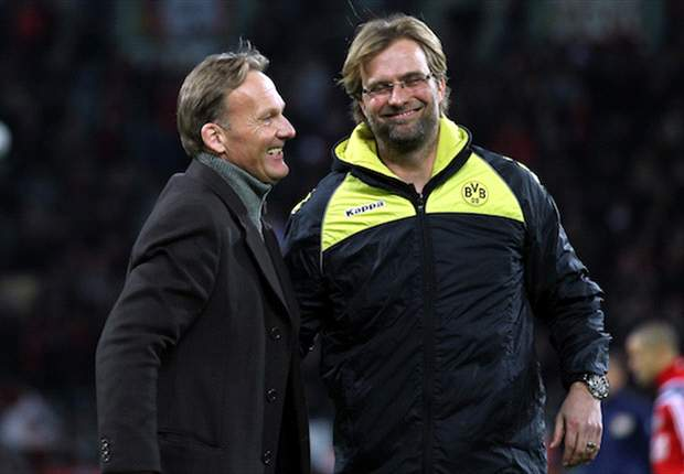 'Heroes will be born' - Dortmund director Watzke relishing Group D tussle