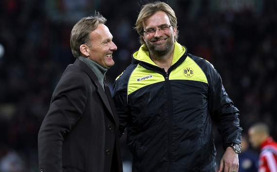 Watzke: Borussia Dortmund would not sign Manchester City players