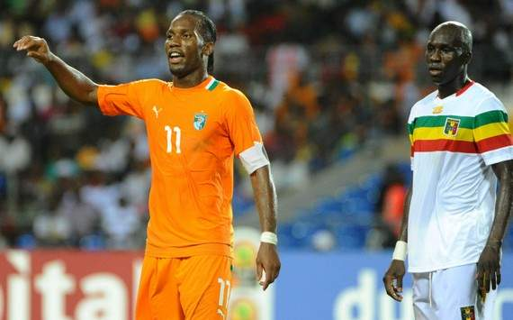 Cote DIvoire players demand 2012 Afcon bonuses