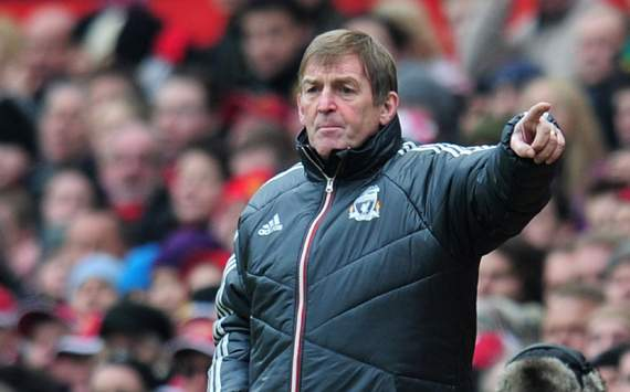 EPL - Manchester United v Liverpool, Kenny Dalglish