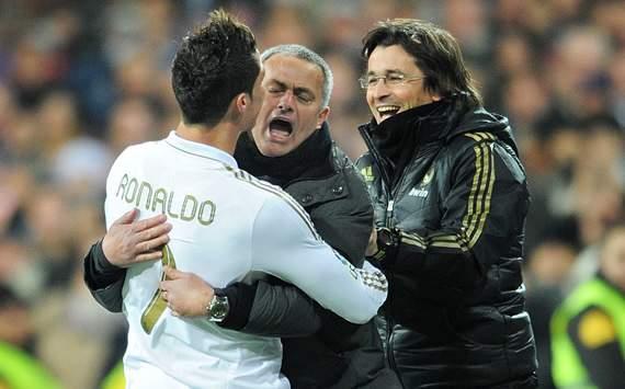 Cristiano Ronaldo, Jose Mourinho, Real Madrid, Levante