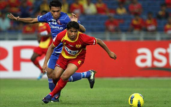 Safiq Rahim, LionsXII, Selangor FA, Malaysian Super League