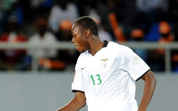 Zambia international defender Sunzu on trial at Sunderland