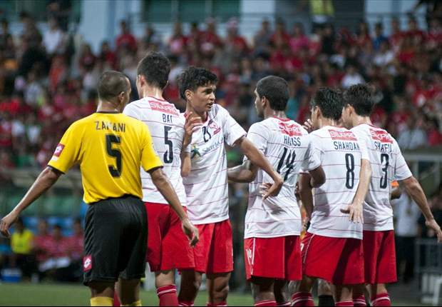 LionsXII Mid-Season Review - Part 4: Defensive Midfielders